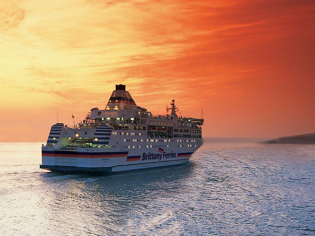 Ferry Portsmouth To Caen >> Normandie - Brittany Ferries