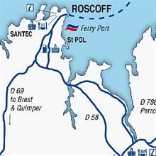 traversée plymouth roscoff