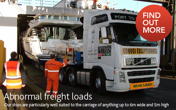 Abnormal freight loads