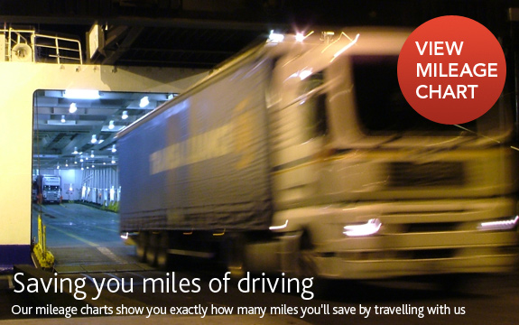 Save miles of driving