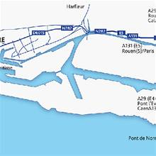 Portsmouth To Le Havre Ferry >> Le Havre Port Guide Brittany Ferries