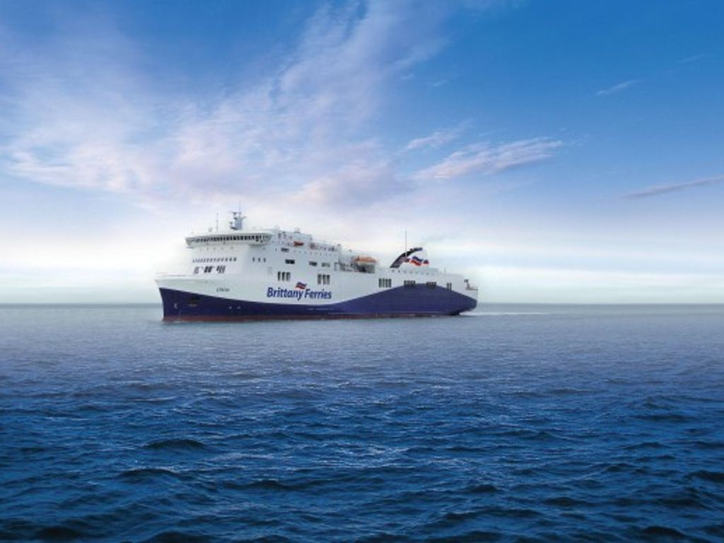 Portsmouth To Le Havre >> Etretat - Brittany Ferries